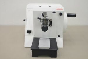 Microm Gmbh Hm 315 Manual Rotary Microtome 15474 D23