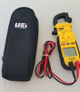Uei Test Instruments Dl479 Rms Digital Clamp Meter Multimeter