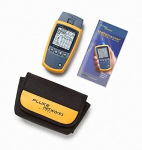 Fluke Networks Ms2 100 Cable Tester Free Shipping