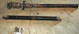 Rt4wd Honda Civic Wagon Driveshaft Complete W Viscous Coupler 88 91 Drive Shaft