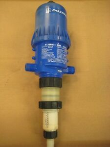 Dosatron Proportional Dosing Pump 11 Gpm 2 To 10 Injection Rate