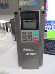 Ge Fuji Af 300 G11 Variable Speed Drive 6kg1143f50x1b1 380 480v 1 63a 50 60hz