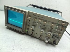 Tektronix 2235a Two Channel 100mhz Oscilloscope