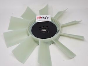 18 Updated Plastic Fan For Cummins 4bt Engine Bandit Wood Chippers 449100 18