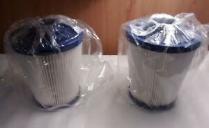 2 New Pulse bac 500 Series Filters For Models 550 550h 575 103625 Filters Only
