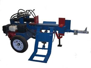 34 Ton Production Firewood Splitter