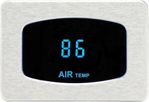 Dakota Digital Rectangle Odyssey Series I Ambient Air Temperature Gauge Ody 14 1