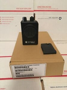 Motorola Uhf Minitor V Sv 1 Ch 462 469 Mhz Pager Was Never Used