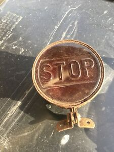 Vintage Antique Stop Tail Light Hot Rat Rod Old Car Truck Model A T B Ford Chevy