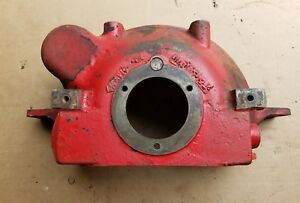 Massey Harris 30 Tractor Bell Housing Motor Engine Transmission Clutch Parts