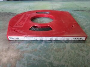 Starrett 13829 Duratec Fb Band Saw Blade 100 Coil 1 4 10 Tpi New unused