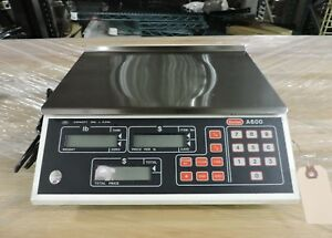 Berkel A600 Commercial Price Computing Scale 15 Lbs