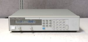 Hp Agilent Keysight 6541a 0 8 Volt 0 20 Amp Dc Power Supply