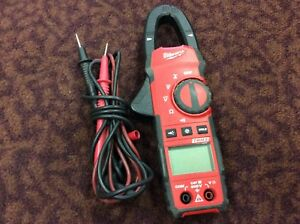 Milwaukee Trms True Rms Digital Clamp Multi meter Multimeter 2235 20