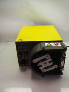 Watson Marlow 603s High Flow Peristaltic Pump 165 Rpm No Front Cover