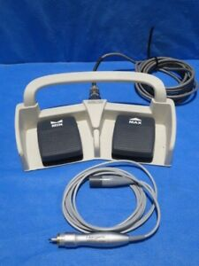 Ethicon Ultracision Harmonic Scalpel Handpiece And Footswitch For Generator 300