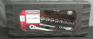 Craftsman Extra Large 16pc 12pt Standard 3 4 Drive Socket Wrench Set
