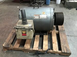 Lincoln 125 Hp Ac Motor lot 1
