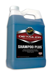 Meguiars D111 Shampoo Plus Car Wash Detailing Soap 1 Gallon D 11101