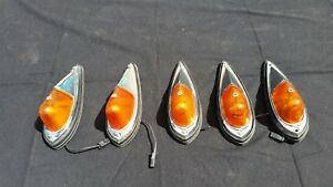 Good Used Gm 1963 72 87 Chevy Gmc Truck Cab Roof Clearance Lamps 985977