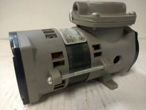 Thomas 1 20 Hp Diaphragm Vacuum Pump
