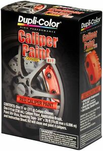 Duplicolor Bcp400 Caliper Paint Kit