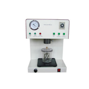 Dental Lab Vaccum Mixer Equipment For Sale