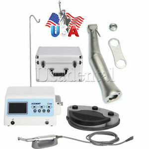 Nsk Style Dental Surgical Micro Motor Implant System 20 1contra Angle Teeth Care