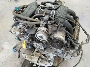 Porsche 986 Boxster Complete Engine Motor 2 5 2 5l 83k Miles Ims Updated