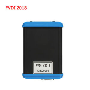 Fvdi 2018 Abrites Commander Including 18 Software No Tokens Limit Obd2 Scanner