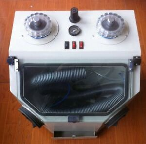 Dental Lab Porcelain Sand Blasting Machine Equipment Sales