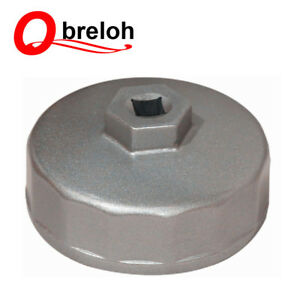Qbreloh 74mm Oil Filter Wrench For Mercedes Audi Vw Porsche Sprinter Mercury Us