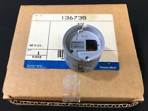 Thomas Betts 13673 13673b Die For 204 Series Dragon Tooth Crimp Connectors Tnb