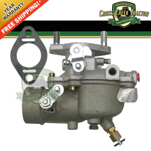 13875 New Carburetor For Ford 801 901 4000 4 Cylinder