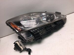 06 11 Lexus Is250 Is350 Right Passenger Side Halogen Headlight Oem R531