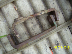 Vintage Ji Case 530 Gas Tractor Front Implement Brackets