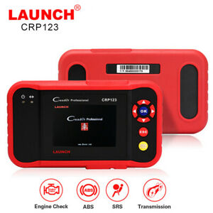 Launch Crp123 Obd2 Car Diagnostic Scanner As Crp123 Abs Srs Engine Airbag