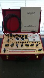 Hickok 800 Mutual Conductance Tube Tester Working Perfect extra Clean