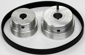 Ammco Serpentine Pulley Conversion 3000 4000 4100 7000 7500 Lathes Free Ship