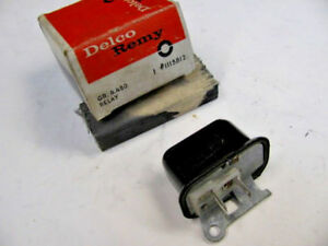 1957 Chevy Nos Overdrive Relay 812
