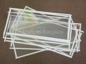 10 Replacement Protection Screens To Protect Glass On Sbc990 Sand Blast Cabinet