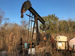 Oil Well Interest For Sale Producing South Louisiana Salt Dome