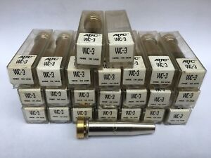 Lot Of 23 American Torch Tip Welding Tips Vvc 3