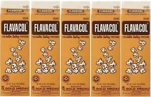 Gold Medal Prod 2045 Flavacol Seasoning Rcyqlo Popcorn Salt 35oz 5 Pack