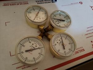 4 3 Oxygen Welding Gauges