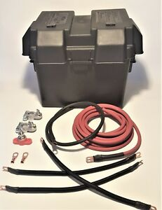Integra Battery Relocation B Series Kit With New Grounding Kit