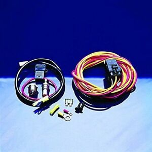 Griffin Electric Fan Thermostat Wiring Harness 185f Temp Sender Switch Pf 91ch