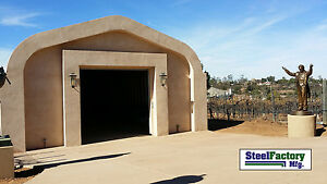 Steel Factory Mfg Residential Carport P30x36x15 Pitched Roof Garage Building Kit