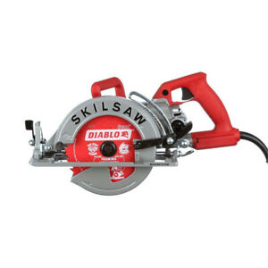 Skilsaw Spt77wm 22 7 1 4 In Magnesium Worm Drive Saw