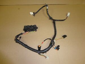 Dodge Ram Pickup Truck Driver Side Power Seat Track Switch Motor Wiring Harness